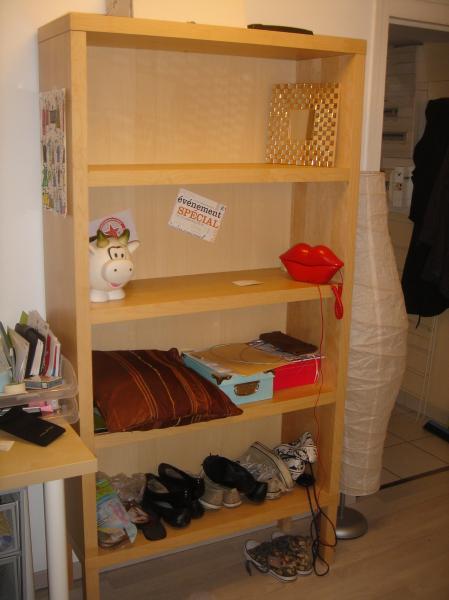 vends etagere ikea petites annonces maison d co meubles lyon. Black Bedroom Furniture Sets. Home Design Ideas
